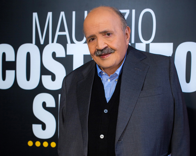 Maurizio Costanzo, le belle parole di sostegno per Mara Venier a Domenica In: E una valida