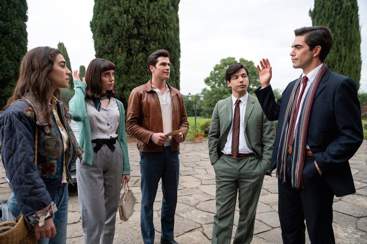Luna Park su Netflix, la serie tv: uscita, trama, cast e location - TvBlog