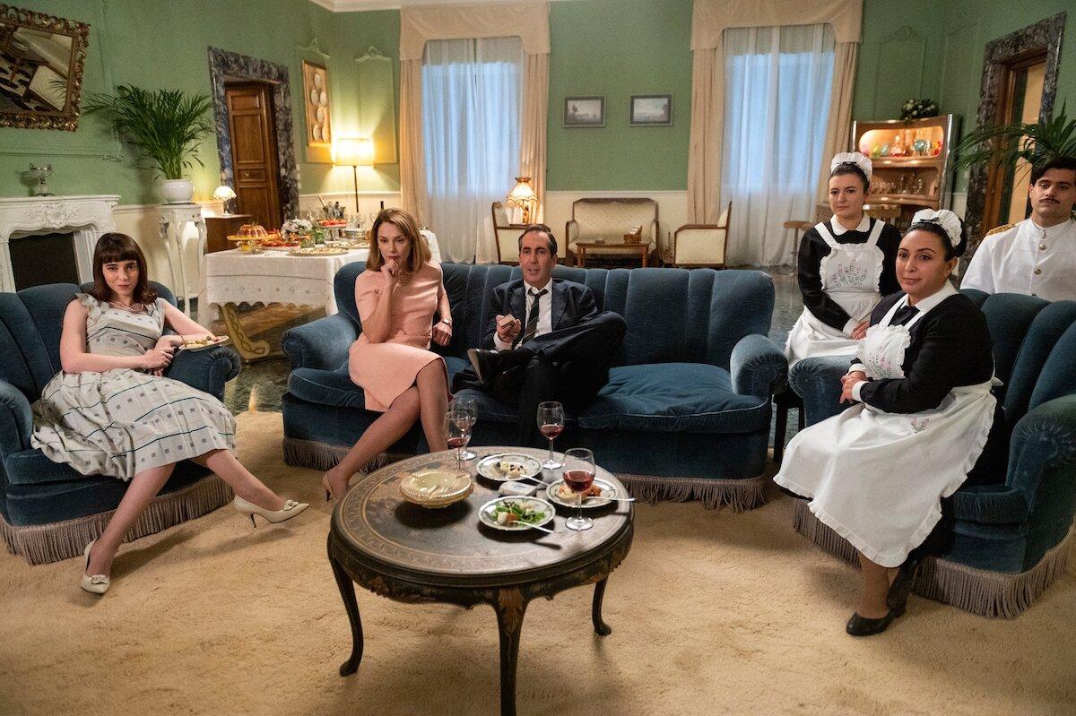 Luna Park, serie tv Netflix: la recensione - TvBlog