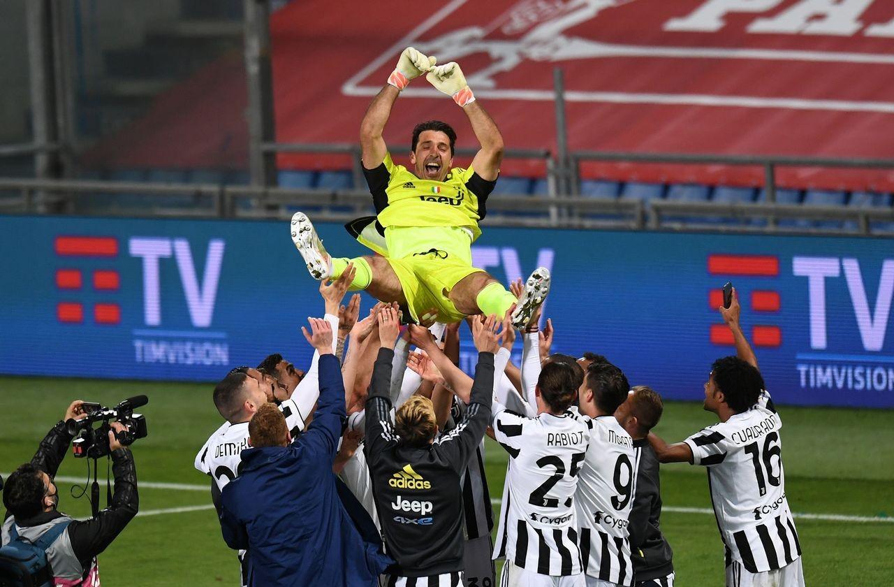 La Juventus vince la 14.a Coppa Italia della sua storia - Calcioblog